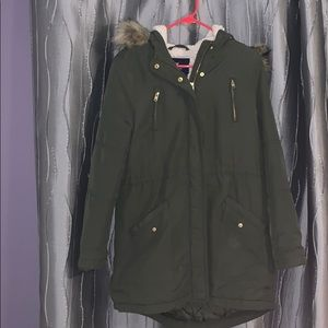 American Eagle Army Jacket